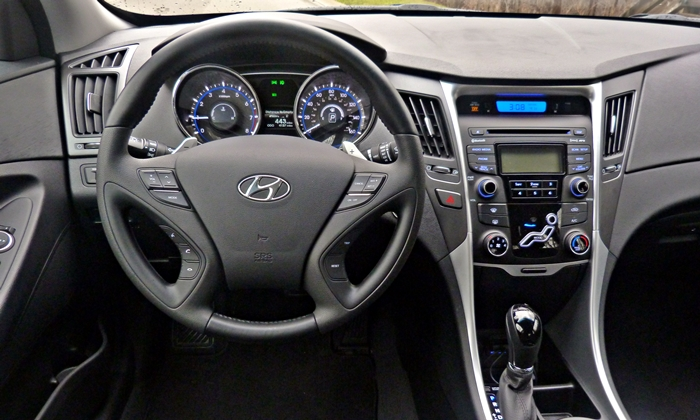 hyundai sonata 2013 interior. hyundai sonata photos 2013 se instrument panel interior a