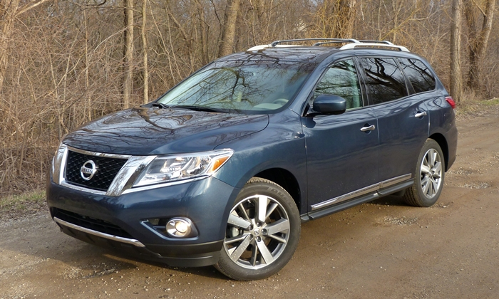 Nissan Pathfinder Photos Car Photos Truedelta