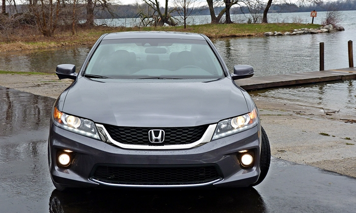 Accord Reviews: 2013 Honda Accord Coupe V6 front