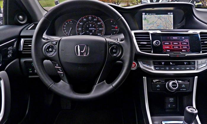 Honda Accord Photos 2013 Honda Accord Coupe V6 Instrument