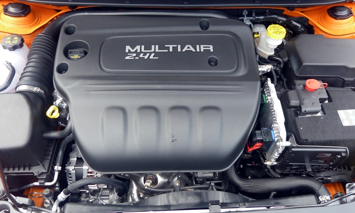 Dodge Dart Photos: Dodge Dart GT engine