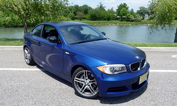 BMW 1-Series Photos: BMW 135is front quarter Belle Isle