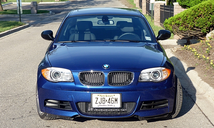 BMW 1-Series Photos: BMW 135is front