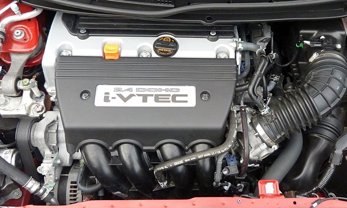 Civic Reviews: 2013 Civic Si engine