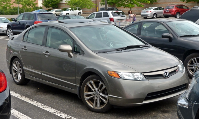 Honda Civic Photos: 2012 Civic Si front quarter