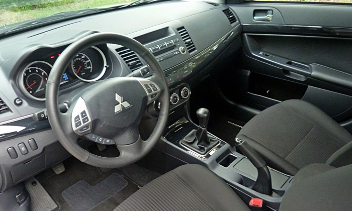 2013 Mitsubishi Lancer Pros and Cons at TrueDelta 2013 Mitsubishi