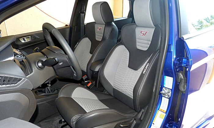 Car Seats To Fit Ford Puma