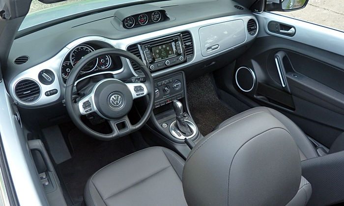Volkswagen Beetle Interior Parts