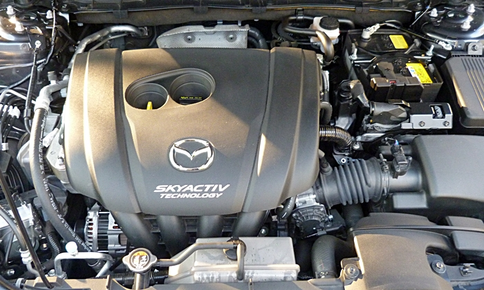 Mazda6 Reviews: Mazda6 Sport engine