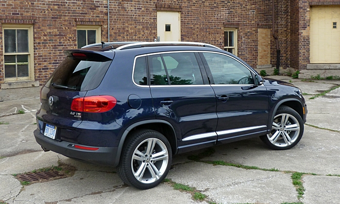 2014 Volkswagen Tiguan Pros And Cons At Truedelta 2014