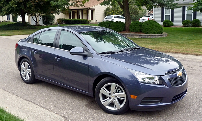 2014 Chevrolet Cruze Pros and Cons at TrueDelta: 2014 Chevrolet ...
