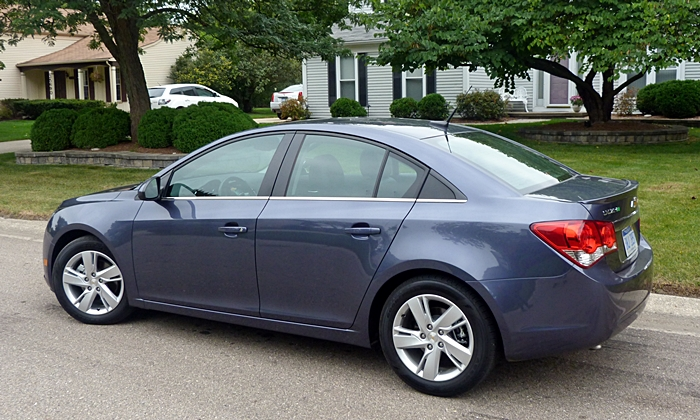 2014 Chevrolet Cruze Pros And Cons At Truedelta 2014