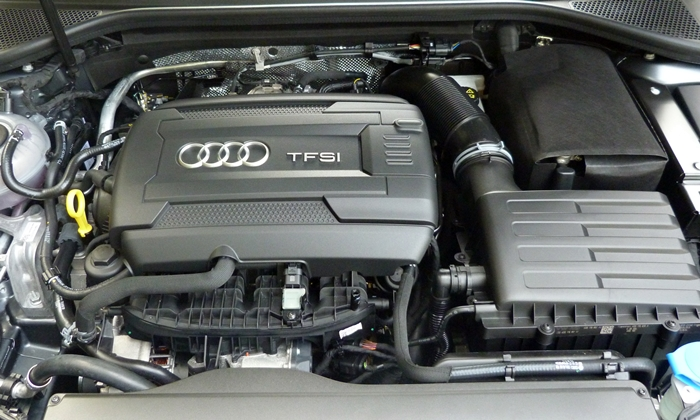 A3 Reviews: Audi A3 1.8-liter engine