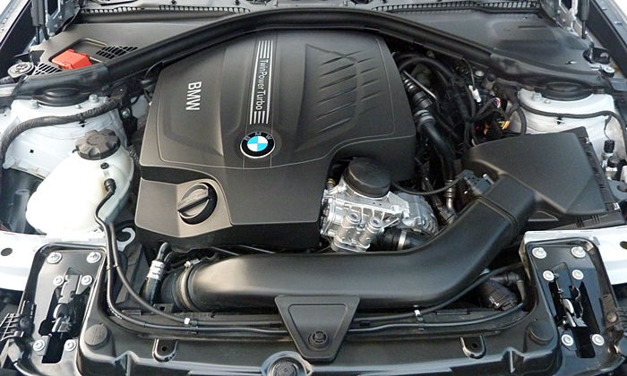 3-Series Gran Turismo Reviews: BMW 335i Gran Turismo engine