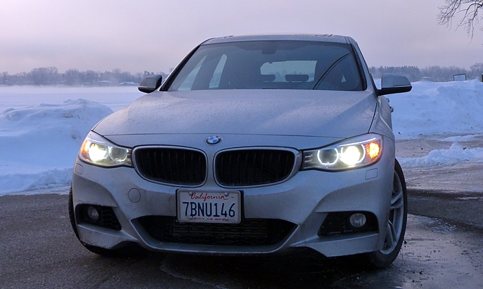 3-Series Gran Turismo Reviews: BMW 335i Gran Turismo front view