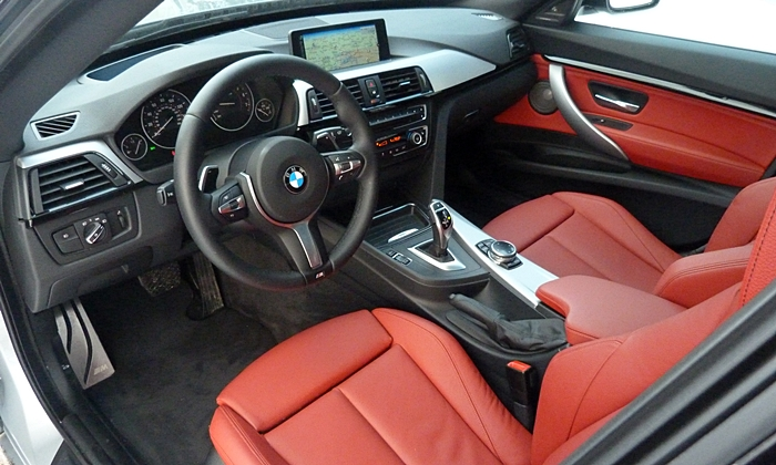 3-Series Gran Turismo Reviews: BMW 335i Gran Turismo interior