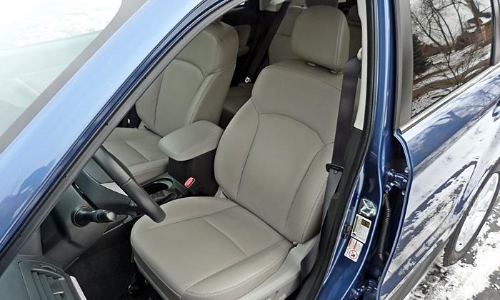 subaru forester photos subaru forester driver seat. Black Bedroom Furniture Sets. Home Design Ideas