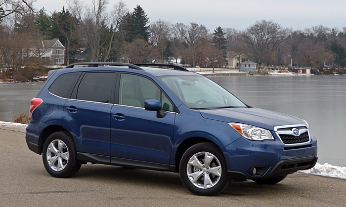 2014 subaru forester pros and cons at truedelta 2014 subaru forester review by michael karesh. Black Bedroom Furniture Sets. Home Design Ideas