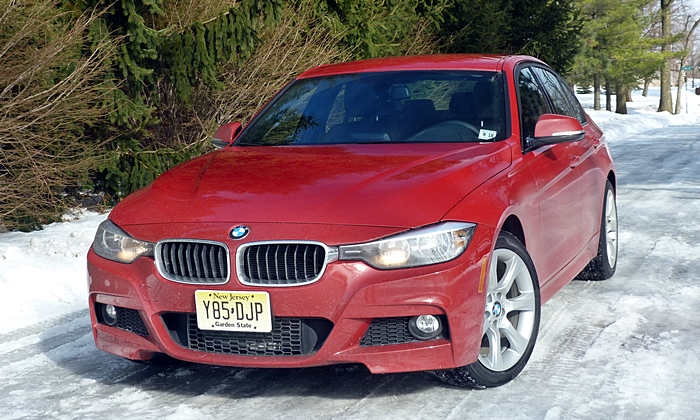 3-Series Reviews: BMW 328d front view