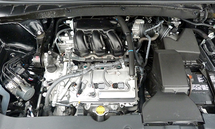 Highlander Reviews: Toyota Highlander engine uncovered