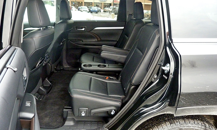 toyota highlander second row bucket seats | Brokeasshome.com