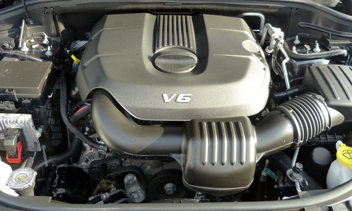 Durango Reviews: Dodge Durango V6 engine
