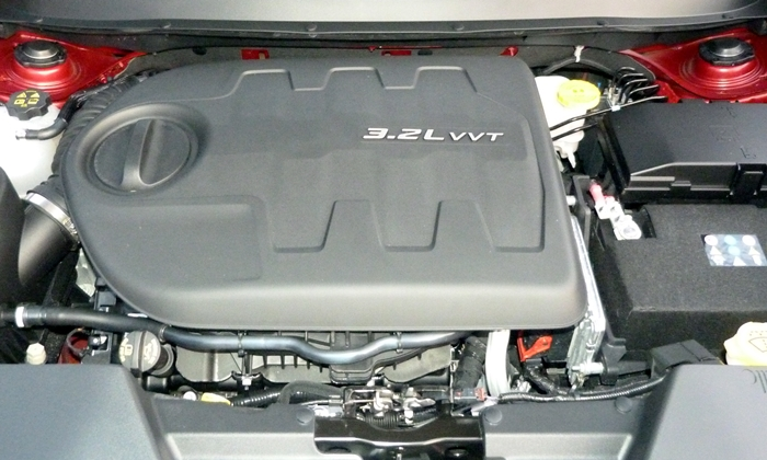 Cherokee Reviews: Jeep Cherokee V6 engine