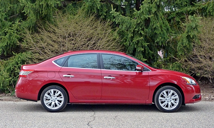 Sentra Side on Nissan Sentra Common Problems