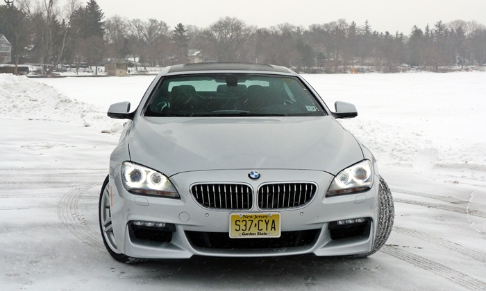 6-Series Gran Coupe Reviews: BMW 640i Gran Coupe front view