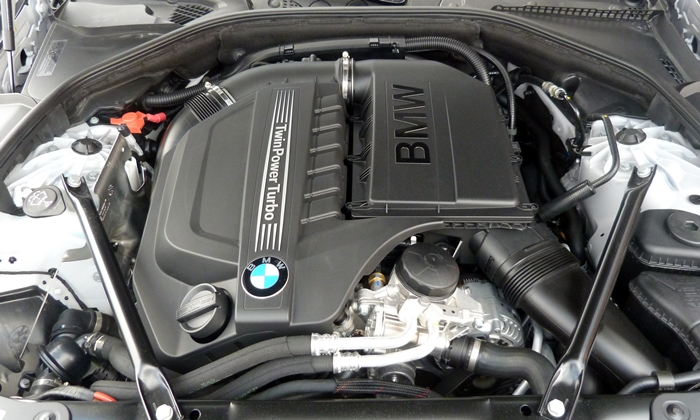 6-Series Gran Coupe Reviews: BMW 640i Gran Coupe engine