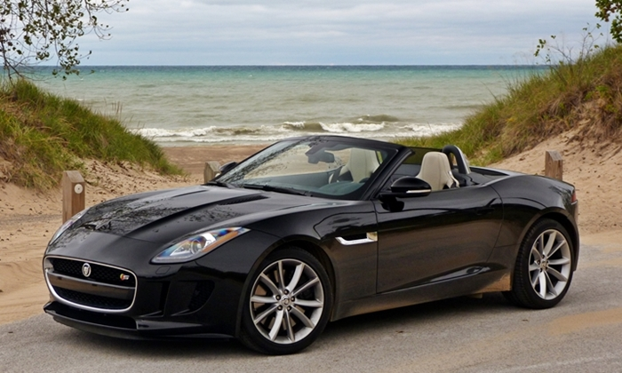 Car Payments >> 2014 Jaguar F-Type Pros and Cons at TrueDelta: 2014 Jaguar F-Type S Review by Michael Karesh
