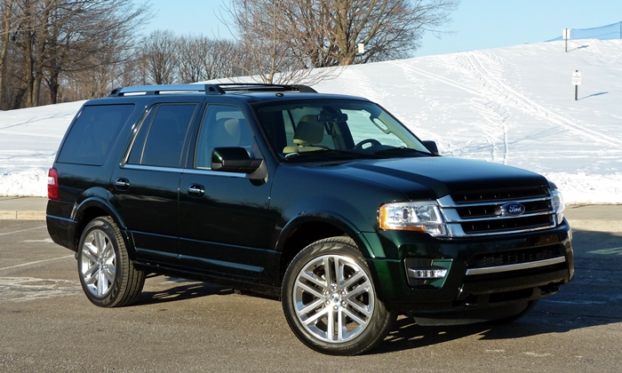Chevrolet Tahoe / Suburban Photos: Ford expedition front quarter view