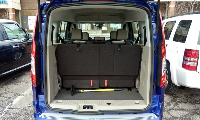 Ford Transit Connect Photos  TrueDelta Car Reviews