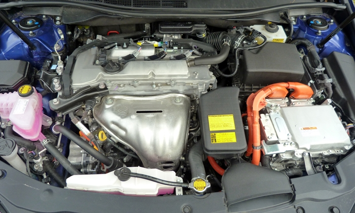Camry Reviews: Toyota Camry Hybrid SE powertrain uncovered