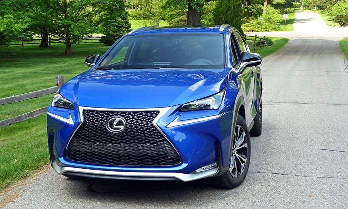 2015 lexus nx pros and cons at truedelta 2015 lexus nx 200t f sport review by michael karesh. Black Bedroom Furniture Sets. Home Design Ideas