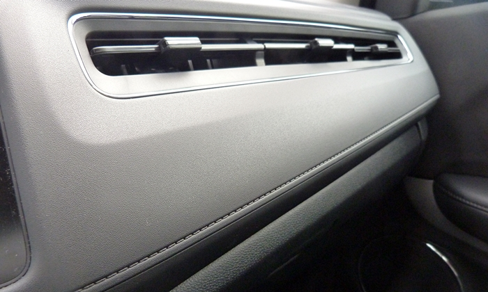 Honda HR-V Photos: Honda HR-V interior trim detail