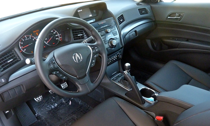 Acura ILX Photos: 2013 Acura ILX interior
