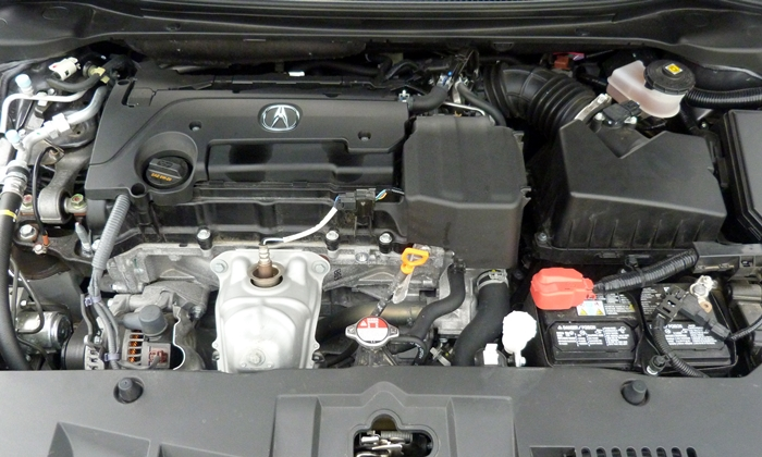 ILX Reviews: Acura ILX engine