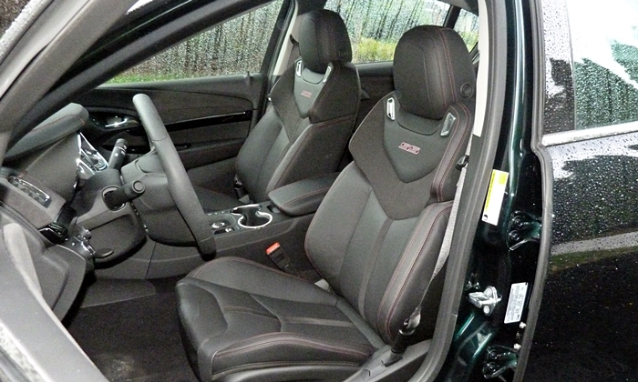 Chevrolet SS Photos: Chevrolet SS driver seat