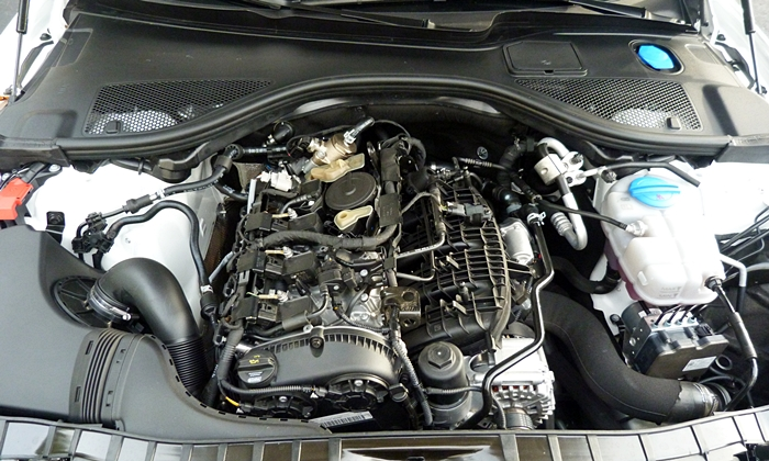 A6 / S6 Reviews: Audi A6 2.0T engine uncovered