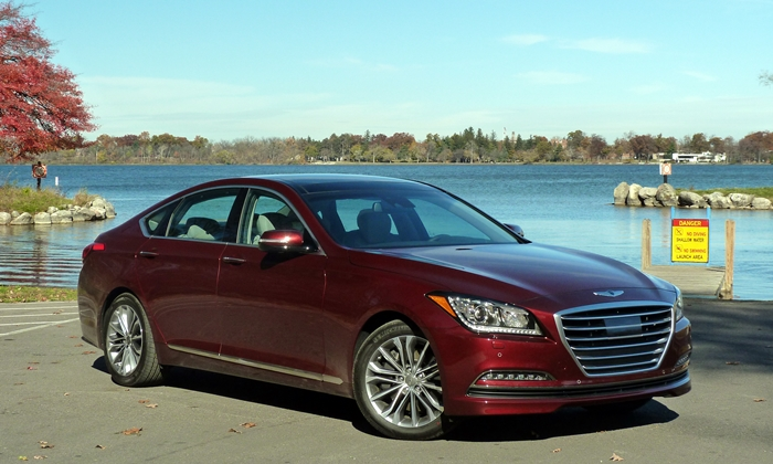 2016 Hyundai Genesis Pros And Cons At Truedelta 2016 Hyundai Genesis 3 8 Review By Michael Karesh