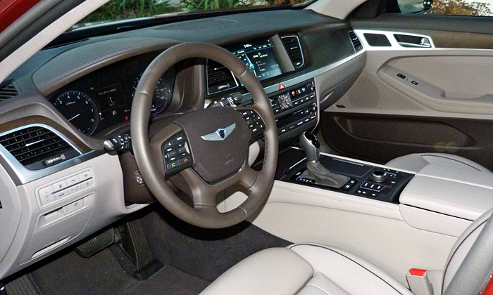 2017 Genesis G80 Interior | Billingsblessingbags.org