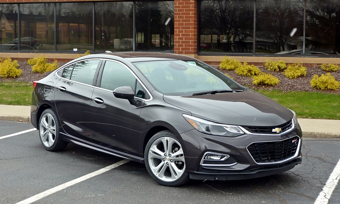 2016 Chevrolet Cruze Premier >> 2016 Chevrolet Cruze Pros And Cons At Truedelta 2016