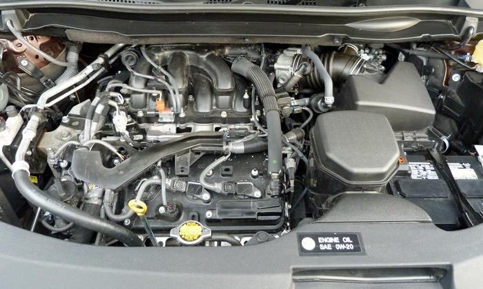 Lexus RX Photos: Lexus RX 350 engine uncovered