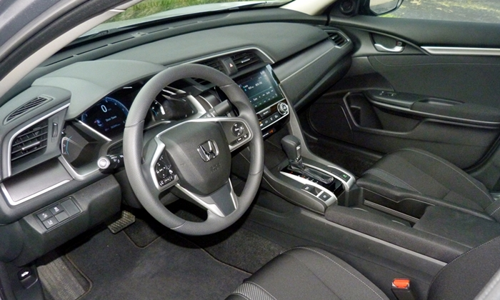 Honda Civic Photos: 2016 Honda Civic interior