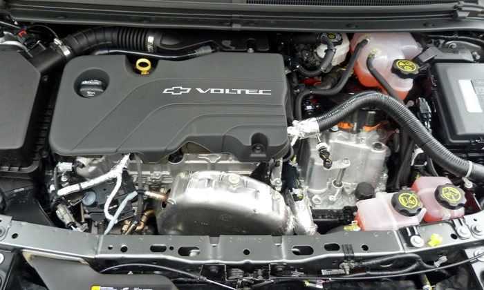Volt Reviews: Chevrolet Volt engine and motor