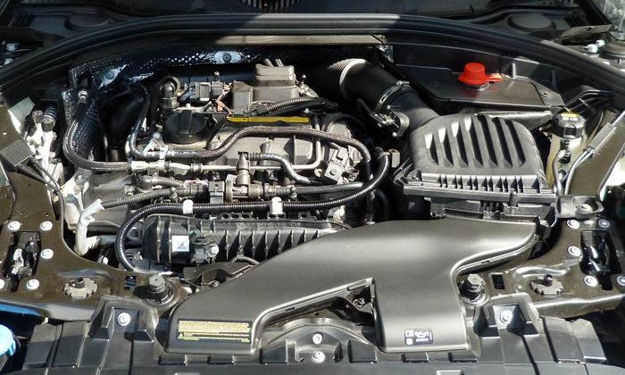 Clubman Reviews: Mini Cooper Clubman engine uncovered