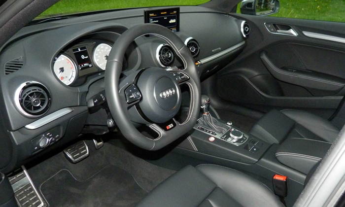 A3 / S3 Reviews: Audi S3 Interior