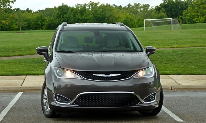 Best Of Chrysler Pacifica Reviews 2017