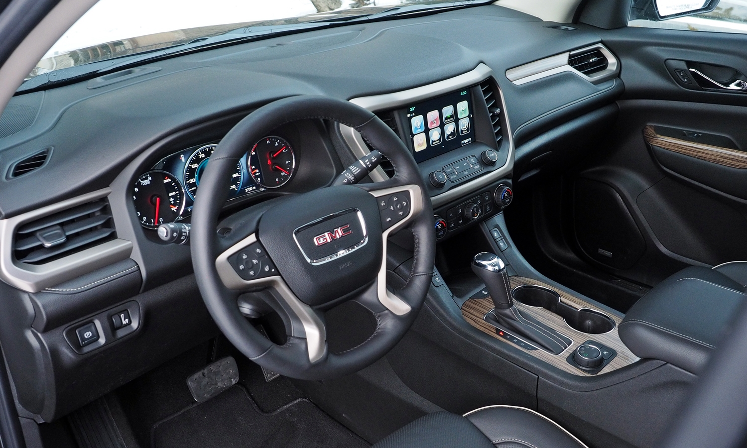 2017 Gmc Acadia Pros And Cons At Truedelta 2017 Gmc Acadia Review By Michael Karesh